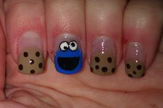 COOKIE MONSTER!!! omg. had to save