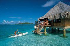 Bora Bora, want to go here!