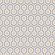 Hicks´ Hexagon 95/3016 - Contemporary Restyled - Cole & Son