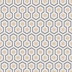 Hicks´ Hexagon 95/3016 - Contemporary Restyled - Cole & Son