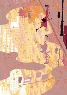 Oh, I just love reflections. todayiwasinspired:  Tadahiro Uesugi; NY (2008).  (via Tadahiro Uesugi)