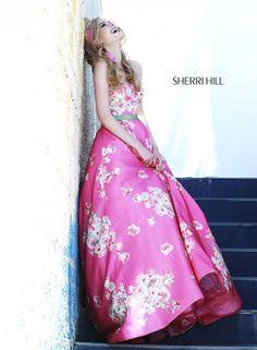 Style 32128 -             Sherri Hill
