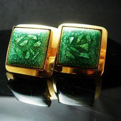 Fabulous Cuff links Beautifully Crafted by NeatstuffAntiques