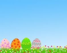 Easter Free PowerPoint Template PPT Template