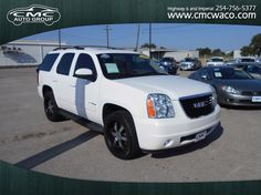 2010 GMC Yukon SLT in Waco TX from CMC AUTO GROUP $24,999.   You can get more info on our website cmcwaco.com.