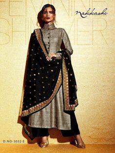 Designer Khadi Nakashi Collection Salwar Kameez
