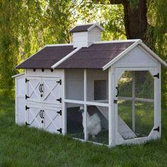 Boomer & George Cottage Chicken Coop - Chicken Coops at Hayneedle