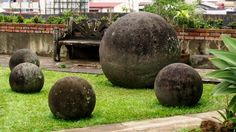 The Stone Spheres of Costa Rica