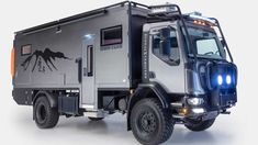 GXV Patagonia Expedition Off Road Camper built on a new Kenworth Cabover chassis. Patagonia, Iveco 4x4, Build A Camper, Diy Camper, Truck Camper, Offroad Camper, Mercedes Models, Off Road Camping, Google Drive