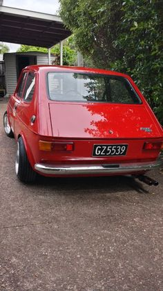 Hello from Auckland, New Zealand - FIAT 127 - User-Vorstellungen - Italo-Youngtimer. Fiat Cinquecento, Fiat Abarth, Auckland, 147 Fiat, National Car, Fiat Cars, Perfect Road Trip, Cute Cars, Cars And Motorcycles