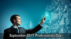 September 20 IT Professionals Day