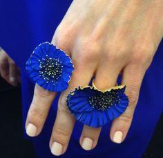 Φανουράκης Le Grand Bleu, Jewelry Box, Jewellery, Druzy Ring, Jewelry Design, Jewels, Rings, Greece, How To Make