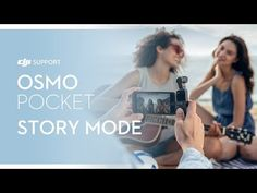 Osmo Pocket was created to open the door to a world of visual storytelling. Osmo Pocket's Story Mode enables you to create your unique videos, to share with . Pocket Camera, Dji Osmo, Science And Technology, Being Used, Storytelling, Social Media, Templates, Create, Videos