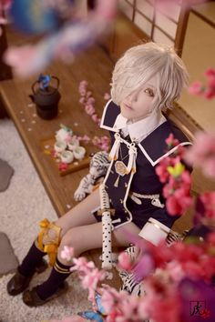 Shiina Kaname(椎名要) Gokotai Cosplay Photo - WorldCosplay