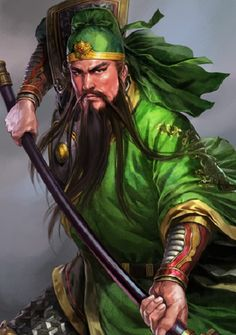 Guan Yu by CT-115.deviantart.com on @DeviantArt