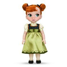 Anna Toddler Doll - Frozen - 16'' | Anna | Disney Store