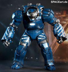 Iron Man 3: Igor Mark XXXVIII - Deluxe Figur, Fertig-Modell ... http://spaceart.de/produkte/irm025.php