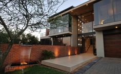 mathews and associates architects Basson, Green Belt, Pretoria, Nature Reserve, Residential Architecture, Open Up, South Africa, Architects, Exterior
