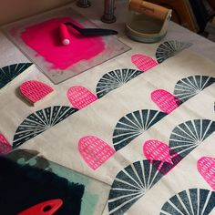 Now to cut the fabric...#YearOfMaking #meigsmakes #mloyearofmaking