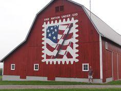 The Barn Artist - Scott Hagan - Portfolio - Stuff Painted onBarns