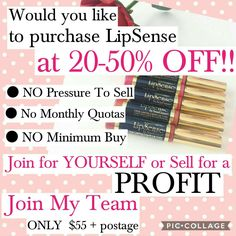 Donna Steiner Oh Those Lips with Donna on Facebook. Distributor #342869