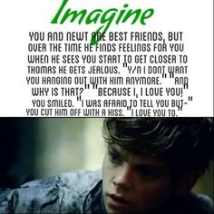 "Watch The Maze Runner Imagines's Vine, ""I kinda love this one! even though it my first... Follow my OUAT account OUAT Edits And Imagines #themazerunnerimagine #newt #firstpost"""