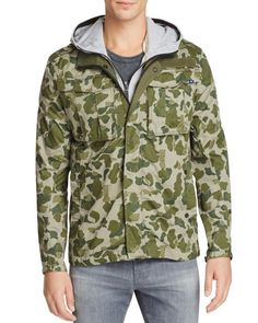 G-star Raw Rovic Camouflage Layered Jacket