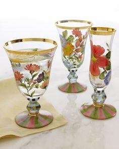 Flower+Market+Glassware+by+MacKenzie-Childs+at+Horchow.