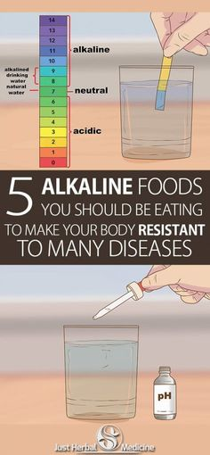Top 5 Alkaline Foods You Should Be Eating Everyday to Make Your Body Resistant to Many Diseases