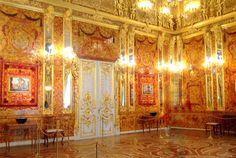 Visita al Palacio de Catalina en Pushkin (Пушкин)