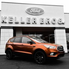Nice Ford 2017: 2017 Ford Escape! #escape #ford... Car24 - World Bayers Check more at http://car24.top/2017/2017/08/12/ford-2017-2017-ford-escape-escape-ford-car24-world-bayers/