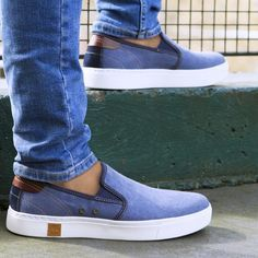 factory authentic 4262c 9e222 Men s Amherst Canvas Slip-On Shoes