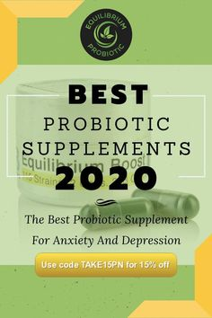 Best Probiotic Supplements 2020 – The Best Probiotic Supplement For Anxiety And Depression - Star Natural Cold Remedies, Cold Home Remedies, Cough Remedies, Herbal Remedies, Sleep Remedies, Supplements For Anxiety, Probiotic Supplements, Health Facts, Gut Health