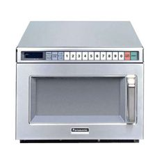 Commercial Series NE-17523 Commercial Microwave Oven 1700 Watts w// 5 Stage Cooking /& LCD Digital Display