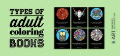 We have different types of adult coloring books such as floral designs, geometric designs, mandalas, and zen doodle. We have coloring books for men, coloring books for seniors, and coloring books for teens. We also have special occasion books for birthdays, Valentine's Day, Easter, Mothers Day, Christmas, and more,