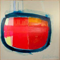Claire Desjardins ::Painting - MAIYA - MY ADVENTURE IS YOUR ADVANTAGE :: ART / DESIGN / FASHION / DECOR