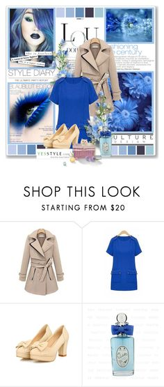 """YesStyle"" by zeljanadusanic ❤ liked on Polyvore featuring Furifs, Chome, Sidewalk, women's clothing, women, female, woman, misses, juniors and WishList"