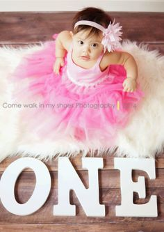 first birthday, birthday, first birthday photography, one, one year old photo shoot 1 Year Pictures, First Year Photos, Baby Pictures, One Year Birthday, Baby Girl Birthday, 1st Year, Birthday Ideas, Thing 1, First Birthday Photography