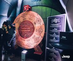 Jeep® X Red Bull Crashed Ice: Adventure Generator