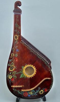 Russian zither