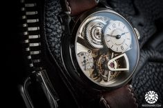 'Naissance d'une Montre' By Greubel Forsey, Philippe Dufour, And Michel Boulanger
