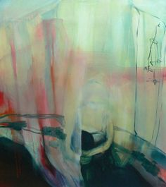 """Saatchi Art Artist Minna Komi; Painting, """"Stomach Ache"""" #art"""