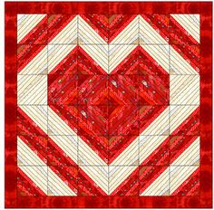 Loose Threads: Heart Strings Tutorial