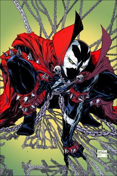SPAWN.COM >> COMICS >> SPAWN >> MONTHLY SERIES >> ISSUE 231