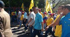 ¡POR UNA VENEZUELA LIBRE! Opositores marchan este #23Ene para exigir adelanto de elecciones