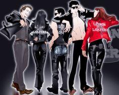 O grupo Patrick Jane, The Mentalist, Robin Tunney, Simon Baker, Fanart, Me Tv, Ncis, Teen Titans, Tv Series