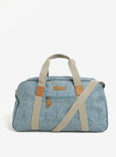 Že už nepotřebujete další tašku? ZnačkaBrakeburnvás s tímto kouskem rychle vyvede z omylu.  Typ:vzorovaná cestovní taška...