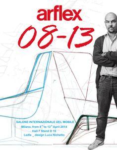 See You Soon #arflex #LucaNichetto #ladle #salonedelmobilemilano