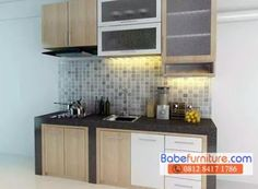 Babe Furniture - Jasa Pembuatan Kitchen Set Minimalis 0812 8417 1786: Pembuatan Kitchen Set – Babe Furniture