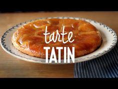 Tarte Tatin | Rendez-vous à Paris - YouTube Tiramisu, Sweet Pie, Apple Cake, Galette, Food Cakes, Sweet Desserts, Cooking Tips, Cake Recipes, French Toast